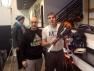 Maurizio Ambrosioni, vincitore del Trofeo Squash e non solo di IV Categoria
