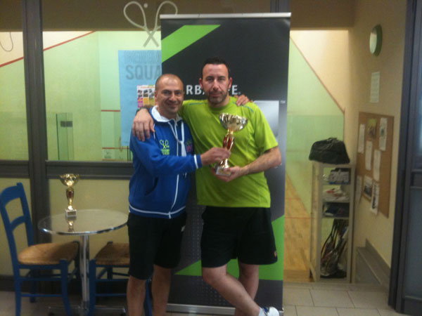Gianpietro Facchin, vincitore del Trofeo Herbalife di IV Categoria a Telgate