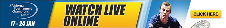 Guarda le partite in diretta su SquashTV!