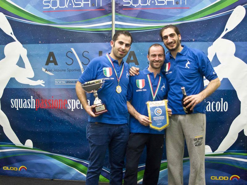 Squadra Campione Categoria LIGHT