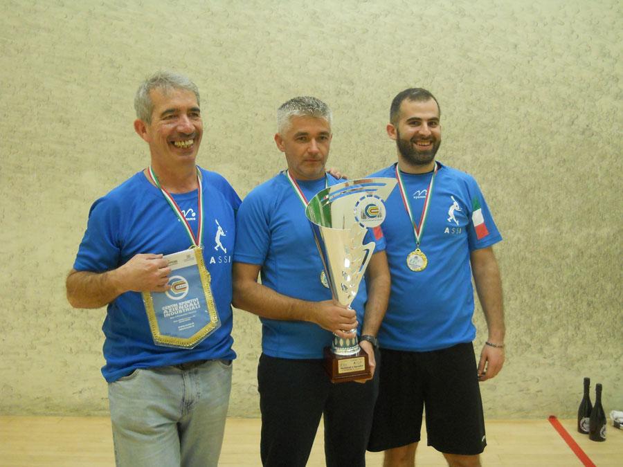 Squadra Campione Categoria IV