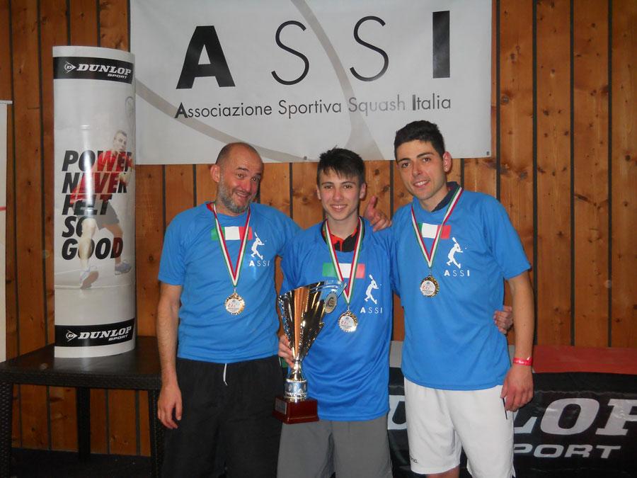 Squadra Campione Categoria III