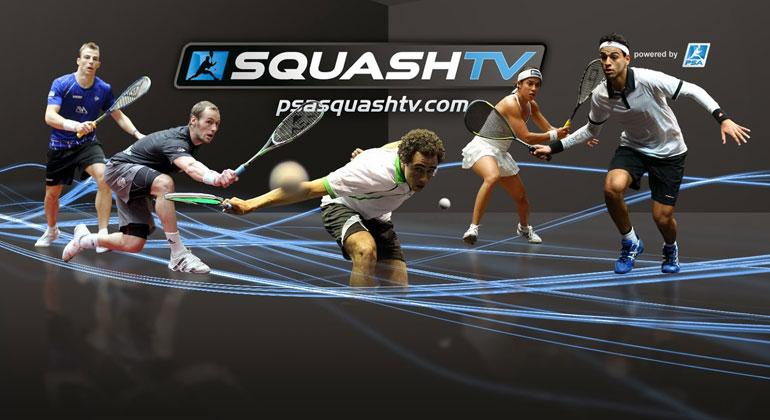 Guarda lo Squash LIVE su SquashTV!
