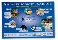 Festival dello Sport CSAIN 2011