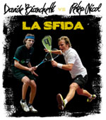 LA SFIDA: Davide Bianchetti VS Peter Nicol