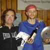 Andrea Cannizzaro, vincitore del Trofeo MADISON di II Categoria allo Sporting Milano3