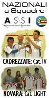 Nazionali a Squadre ASSI/CSAIN di Categoria IV e Categoria LIGHT