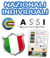 Nazionali Individuali CSAIN A.S.S.I. di I e III Categoria