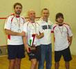 JP Parma, Squadra Campione Nazionale CSAIN di III Categoria