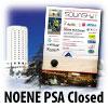 NOENE PSA Closed