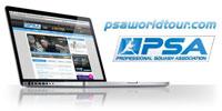 La P.S.A. presenta il nuovo sito ufficiale: www.psaworldtour.com