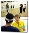 Sestriere: Davide Bianchetti Squash Academy