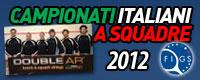 Campionato Italiano a Squadre Assoluto 2012 - 1ª Giornata