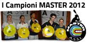 I vincitori dei Masteri di Categoria 2011/2012 CSAIn A.S.S.I.