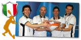 Lo Squash Vado, squadra campione nazionale CSAIn ASSI 2012 di categoria GOLD!