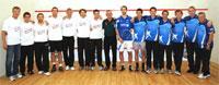 Davide Bianchetti e Marcus Berrett in finale alla Coppa Campioni per Club