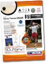 Corso per Tecnici Squash CSAIn A.S.S.I. - Con Domagoj Spoljar | 26-27 Novembre 2011, Milano