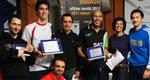 I primi 4 classificati del Trofeo DOUBLE AR di IV Categoria