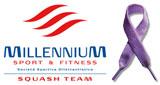 Trofeo Squash per l'Alzheimer al Millennium Sport&Fitness di Brescia