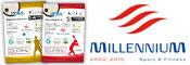Weekend di grande squash in arrivo al Millennium Sport&Fitness di Brescia | 3-4 Dicembre 2011