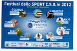 Festival dello Sport CSAIN 2012 | Sport, Spettacolo e Beneficenza
