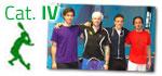 I 4 semifinalisti ai Nazionali Individuali CSAIn ASSI di IV Categoria