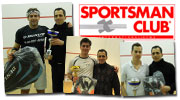 I vincitori del Trofeo Dunlop allo Sportsman. II: Morini | IV: Ottaviani | LIGHT: Ciurriero