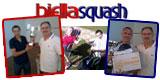 Hamdi Feritim si aggiudica il 10° Summer Squash Festival a Biella in occasione della Festa di chiusura della stagione 2012-2013 CSAIn A.S.S.I.