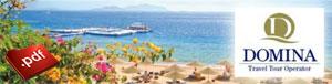 Viaggio convenzionato Squash al Domina Coral Bay di Sharm El Sheik
