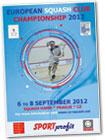 EUROPEAN CLUB Championships 2012: La Coppa Campioni di Squash!