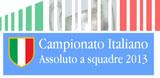 Campionato Italiano Assoluto a Squadre 2013 - F.I.G.S.