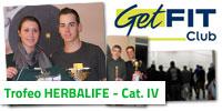 Federico Ciurriero si aggiudica il Trofeo HERBALIFE di IV Categoria al GetFit di Milano, e la testa della Classifica CSAIn ASSI di categoria!