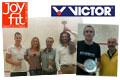 I vincitori del Trofeo VICTOR di IV Categoria e LIGHT al JoyFit di Cadorago