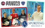 Luca Cavallini e Luca Lovati vincono il Trofeo PIUBELLI CAR di Categoria III e LIGHT allo Sporting Milano3