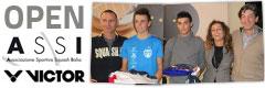 Yuri Farneti e Oliviero Ventrice, 1° e 2° classificato all'OPEN A.S.S.I. Victor al GetFit Club di Milano!