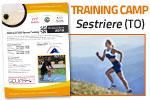 Sestriere High Altitude Squash Training: 22-23 Settembre - Con Domagoj Spoljar