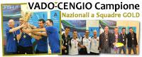 Nazionali CSAIn ASSI a Squadre GOLD 2013