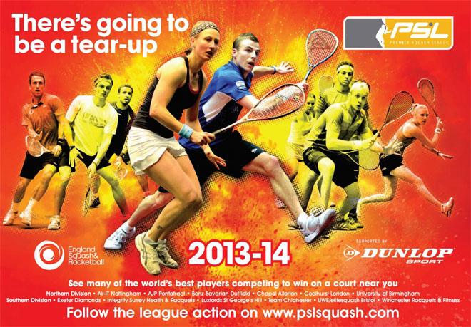 Premier Squash League Final 2014