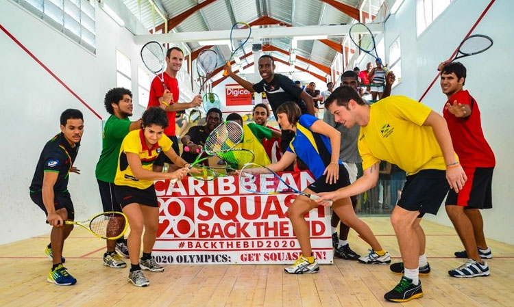 CARIBBEAN Back The Bid 2020