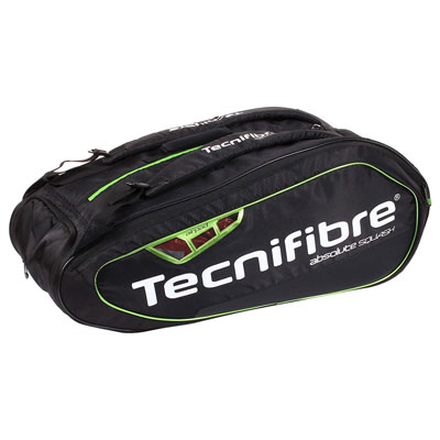 Immagine Borsa porta racchette Tecnifibre Absolute Squash 9X