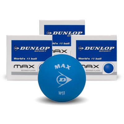 3 Palline Dunlop Max