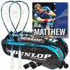NICK MATTHEW Squash Pack
