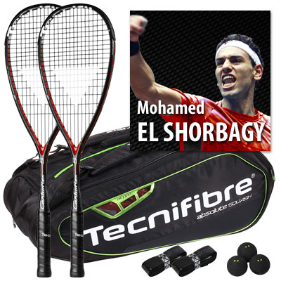 MOHAMED EL SHORBAGY Carboflex Double Pack