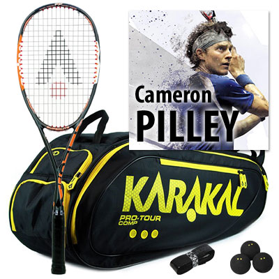CAMERON PILLEY T-120 FF Pack
