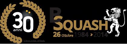 30 Anni SQUASH BRESCIA | 1984-2014